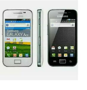 New Samsung Galaxy Ace GT-S5830i Unlocked Android Basic Smart Phone Handset
