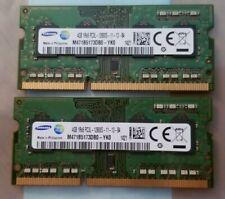New listing Samsung Pc3-12800 8 Gb So-Dimm 1600 Mhz Pc3-12800 Ddr3 Memory (M471B5173Db0-Yk0)