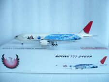 Phoenix Model JAL B777-200ER One World, Reg.#JA704J, 1:400 Scale VERY RARE