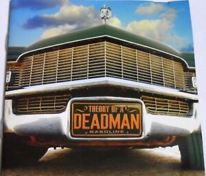 THEORY OF A DEADMAN - GASOLINE (2005 CD)(NICKELBACK/HINDER)  *Very Fast Post*