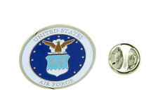 U.S. Air Force Seal USAF United States USA Military Lapel Pin