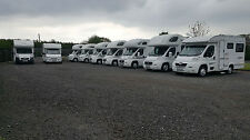 motorhomes swift*bessacarr*autotrail*elldiss*for sale from £24000 -£35000