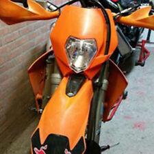 Headlight Head Lamp Street Fighter Fits KTM EXC XCF XCW SX SXF 250 450 Dirt Bike