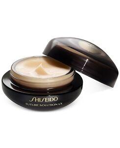 1x Shiseido FUTURE SOLUTION LX Eye and Lip Contour Regenerating Cream E 17ml NEW