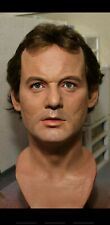 *1:1 GHOSTBUSTERS PETER VENKMAN BUST/ BILL MURRAY/ RARE RESIN PROP*