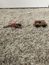Hasbro Military Die Cast Vehicle Lot of 2