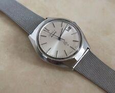 Vintage Seiko Quartz JDM 3802 7010 October 1972 Dress Watch