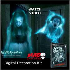 Proiezione digitale Halloween Decorazione Kit + Atmosfear Spettrali apparizioni DVD