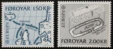 Europa stamps, 1982, Faroe Islands, SG ref: 69 & 70, 2 stamp set, MNH