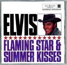 Elvis Collectors CD - Flaming Star & Summer Kisses