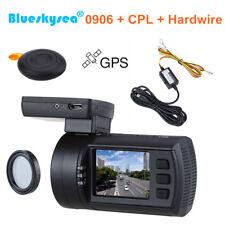 2x Blueskysea Mini 0906 Dual HD 1080p Lens Car Dash Camera DVR Record Dashboard
