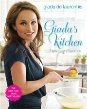 Giadas Kitchen: New Italian Favorites by Giada De Laurentiis