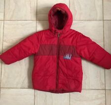 Gorgeous Girls/ Boys MARESE Red Padded Jacket  REVERSIBLE 6A/ 6 Years / 114cm