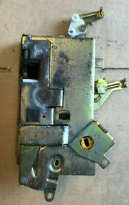 FORD TRANSIT MK6 MK7 PASSENGER SLIDING SIDE DOOR LOCKING MECHANISM Ref S10