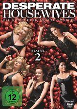 7 DVD Box Desperate Housewives Staffel 2 komplett Neu