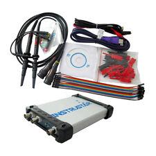 ISDS205X Virtual PC USB Oscilloscope DDS Signal Logic Analyzer 2CH 20MHz - W