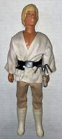 """Vintage Kenner 1978 Star Wars Luke Skywalker 12"""" Inch Figure With Grappling Hook"""