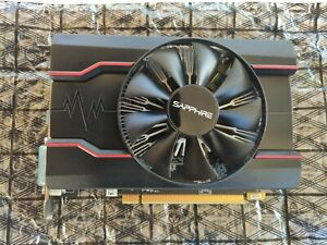 SCHEDA VIDEO SAPPHIRE RADEON RX550 PULSE 4GB GDDR5 DVI-D/HDMI/DP