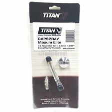 Titan 0524297 Capspray HVLP #6 Needle Projector Maxum Elite Gun Kit 2.4mm/ .097""