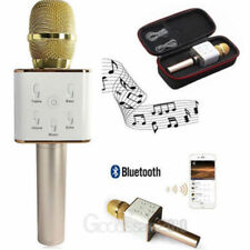 Q7 Wireless Bluetooth Handheld KTV Karaoke Microphone Mic Speaker Sing For Phone
