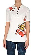 Geblümte klassische Kurzarm Damenblusen, - tops & -shirts keine Mehrstückpackung