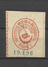 1516-COLEGIO NOTARIAL VALENCIA 2 PTS CON BOLA REVENUE