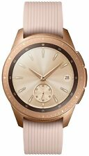 Samsung Galaxy 42mm 4GB WiFi Bluetooth NFC Smart Watch - Rose Gold.