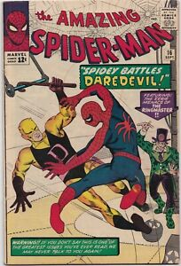The Amazing Spider-Man #16  3.0