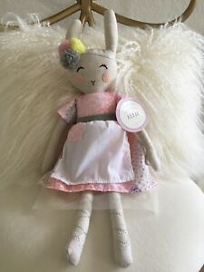 Pottery Barn Kids Mini Designer Doll ELLIE ~ New With Tags