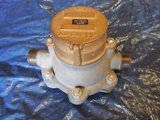 Hersey Niagra Liquid Flow Meter (oil)