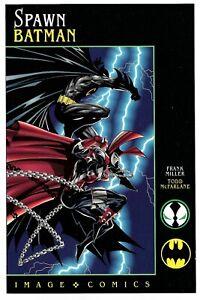 Spawn Batman (04/1994) Image Comics McFarlane Miller One-Shot TPB Graphic Novel