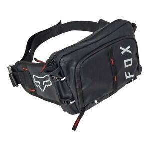 Fox Hip Pack Dark Black 2l Bum Bag Bike MTB Downhill Dirt
