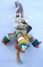 Parrot Toy Spaceship Small Bamboo Corn Cob Oyster Shell Sisal Goffin Hahn's Bird