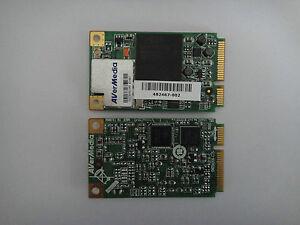 HP DV4  JAL50 Avermedia A317 Mini PCI-E Analog Digital DVB-T TV Card
