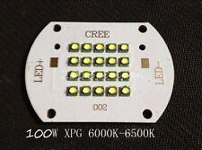 Cree XLamp XP-G XPG 100W White 6000-6500K High Power LED Light Lamp 13000LM