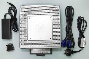 HP t5565 Thin Client - VIA Nano u3500 1GHz / 1GB FLASH / 2GB RAM - HP ThinPro OS