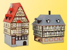 Kibri 37101 voie N Haute Maison et Eckhaus # Neuf Emballage d'ORIGINE #