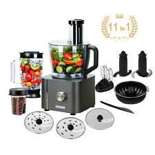 3.2L + 1.5L Küchenmaschine Mixer 1100 w Multifunktionaler Küchenmixer Saftpresse