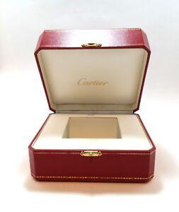 Vintage CARTIER Marque et Modele Deposes COWA0051 Watch Box Case