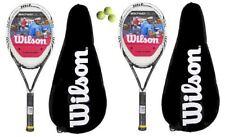 Raquettes de tennis noir