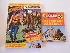 ZAGOR speciale n. 4 con albetto allegato  -fumetto d'autore