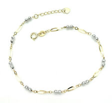 Bracelet IN Yellow and White Gold 18 Ct. From GIOIELLERIA AMADIO