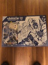 Transformers EHobby Omega Supreme Cybertron Defense Robot MISB With Comic