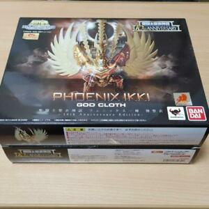 Saint Seiya Cloth Myth Phoenix Ikki God Cloth 10th Anniversary Ed. Bandai New