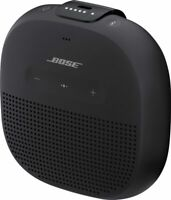 Bose SoundLink Micro Portable Bluetooth Mini Speaker - Black