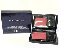 Dior ROUGE BLUSH couture color long-wear powder blush 6.7g/0.23 OZ