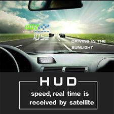 """3.5"""" Screen Car Head up Display A3 HUD GPS Safe Driving HUD Via For OBD1 OBD2"""