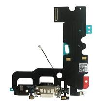 """White audio charger connector charging port flex cable Replacement iphone 7 4.7"""""""