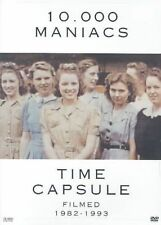 10,000 Maniacs - Time Capsule (1982-'90) (DVD, 2004)