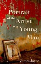 A Portrait of the Artist as a Young Man-ExLibrary